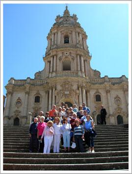 Gruppo Cuori Giovani in Sicilia