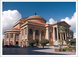 Teatro Massimo a Palermo - Cuori Giovani