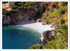 Riserva Dello Zingaro - Sicilia - Cuori Giovani