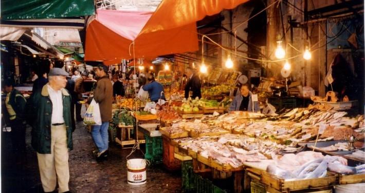 Palermo - La Vucciria - Cuori Giovani
