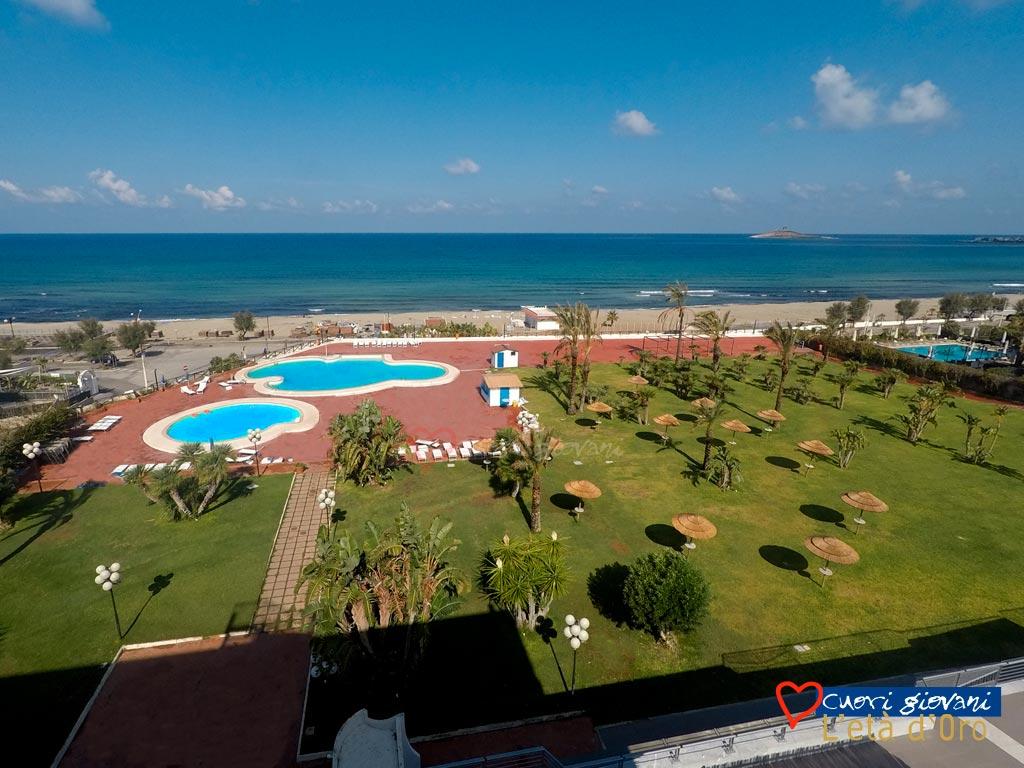 Saracen Sendes Resort - Piscine