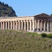 Segesta -Tempio Greco - Cuori Giovani