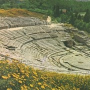 Siracusa - Teatro Greco - Cuori Giovani