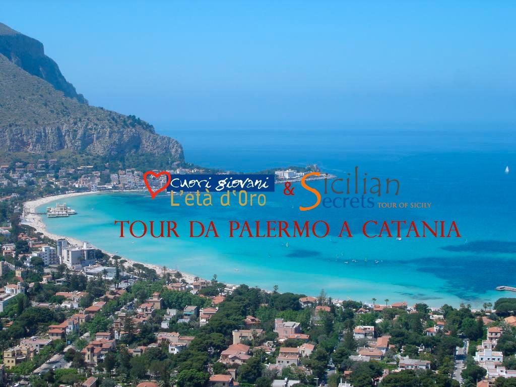 Palermo Catania Tour