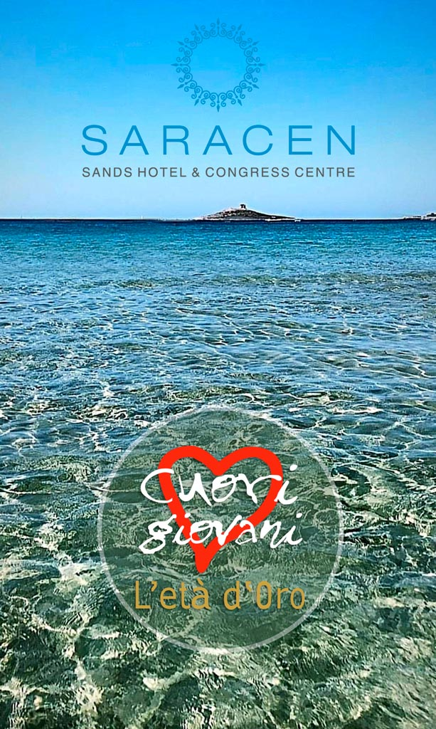 saracen beach resort & cuori giovani