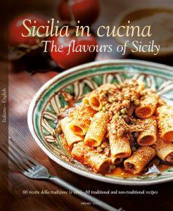 Omaggio libro di ricette Sicilia in cucina