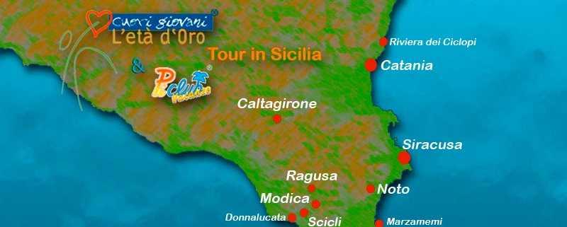 Tour della Sicilia Barocca - Cuori Giovani