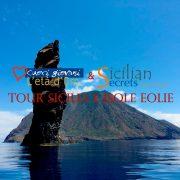 tour di Sicilia e isole Eolie
